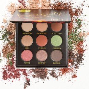 NIB IBY BEAUTY Fireside Eyeshadow Palette